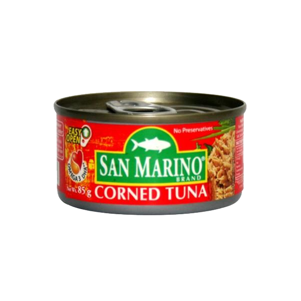 SAN MARINO CORNED TUNA (EASY OPEN) 85G