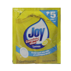 JOY DISHWASHING LIQUID LEMON 20ML