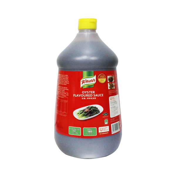 KNORR SOY OYSTER FISH SAUCE OYSTER 3.6KG FS