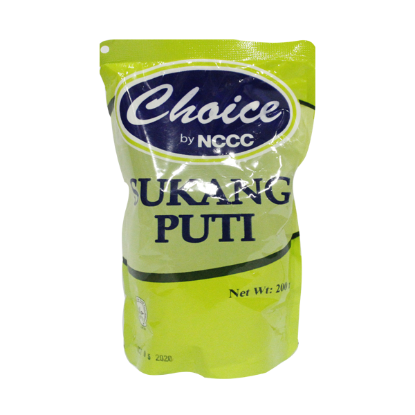 CHOICE WHITE VINEGAR STAND UP POUCH 200ML