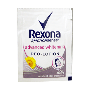 REXONA WOMEN DEO LOTION WHITENING 3MLX6