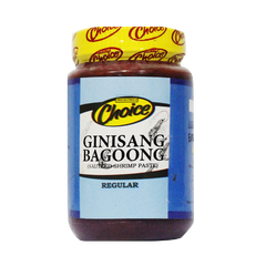 CHOICE GINISANG BAGOONG ALAMANG REGULAR 260G