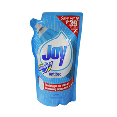 JOY DISH WASHING LIQUID ANTIBAC W/ SAFEGUARD 600ML