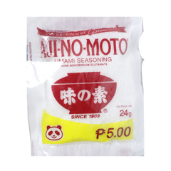 AJINOMOTO SUPER SEASONING YELLOW PACK 24GX8