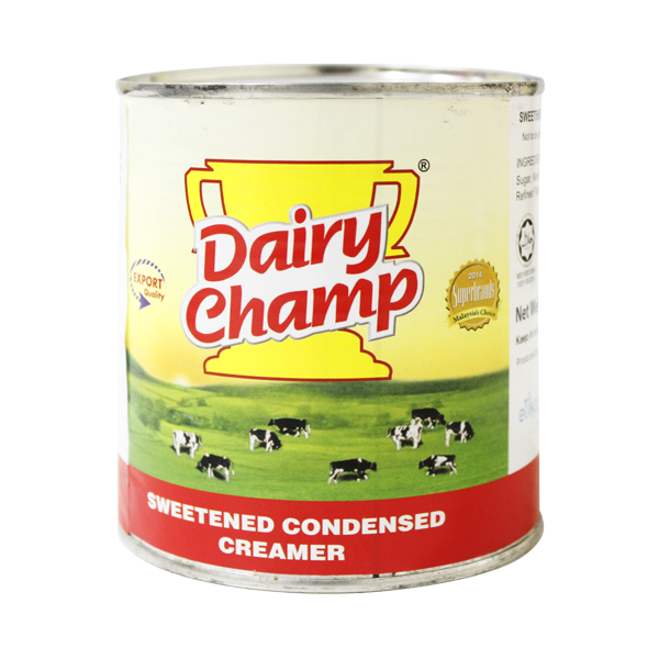 DAIRY CHAMP SWEETENED CONDENSED FILLED MILK 1KG