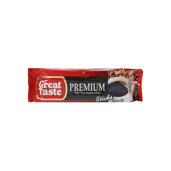GREATTASTE PREMIUM STICKS 2GX36S