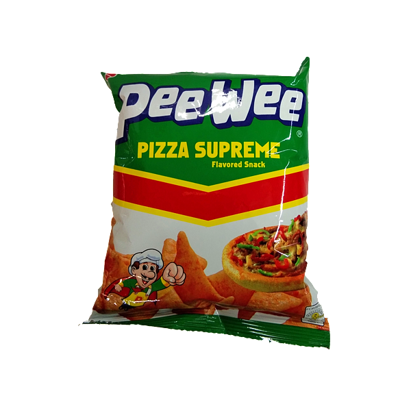 PEE WEE PIZZA SUPREME 30G