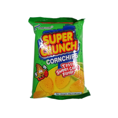 SUPER CRUNCH CORN CHIP TASTY SWEET CORN 55G