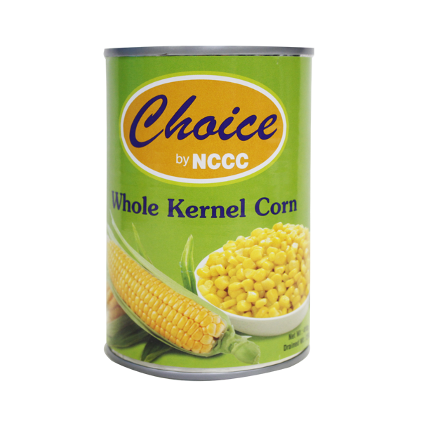 CHOICE WHOLE KERNEL CORN 410G