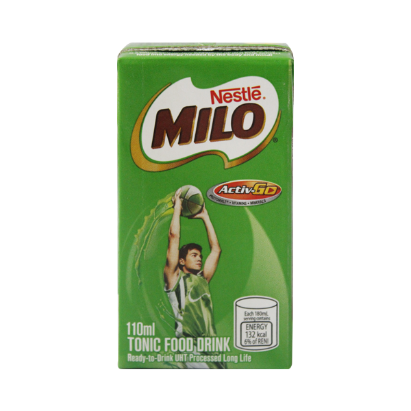 NESTLE MILO READY TO DRINK 110ML