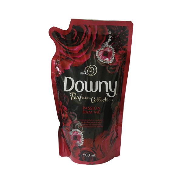DOWNY FABRIC CONDITIONER PASSION REFILL 800ML