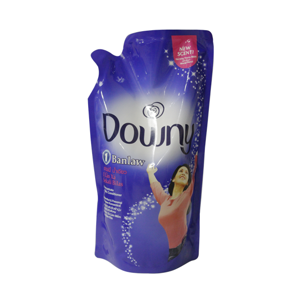 DOWNY FABRIC CONDITIONER SINGLE RINSE REFILL 800ML