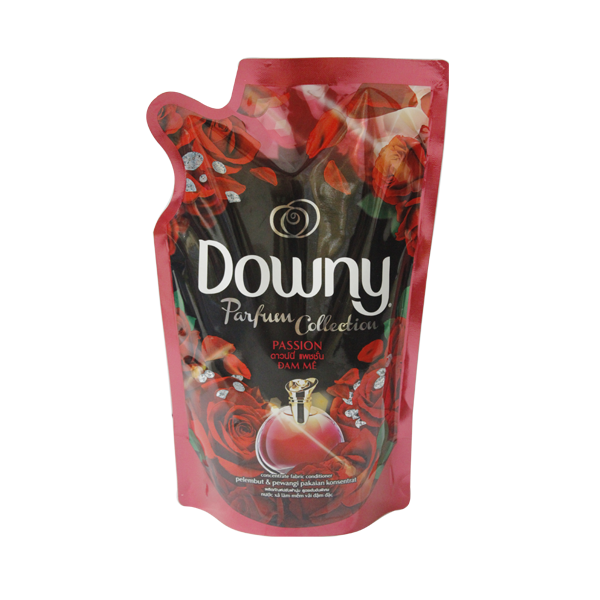 DOWNY FABRIC CONDITIONER PASSION REFILL 370ML