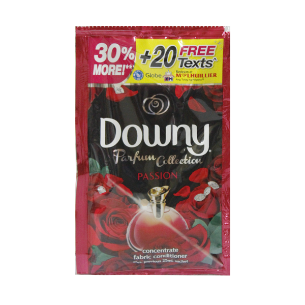 DOWNY FABRIC CONDITIONER PASSION 33ML