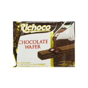 RICHOCO CHOCOLATE WAFER 52G