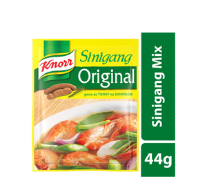 ***KNORR SINIGANG MIX ORIGINAL 44G