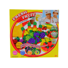 COLOR DOUGH FRESH FRUITS