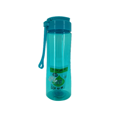 750ML WATER BOTTLE BLUE