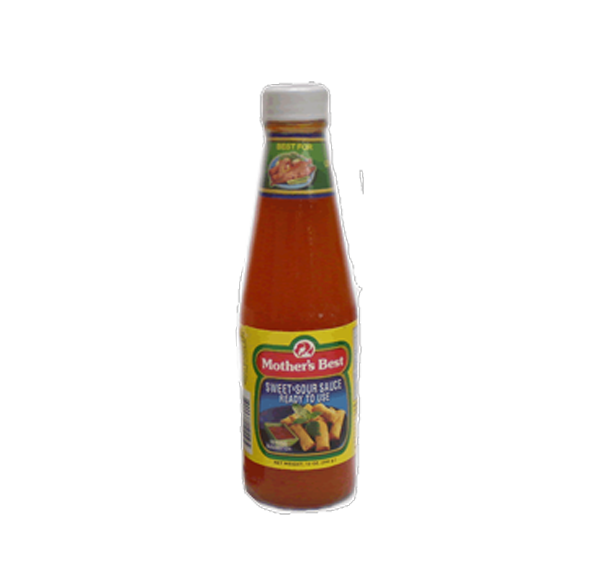 MOTHER'S CHOICE SWEET AND SOUR SAUCE 340G