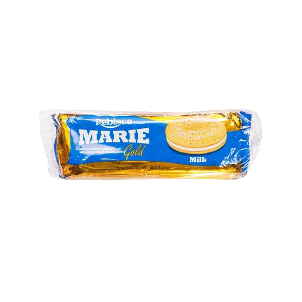 REBISCO MARIE GOLD DOUBLE MILK SANDWICH 10'S