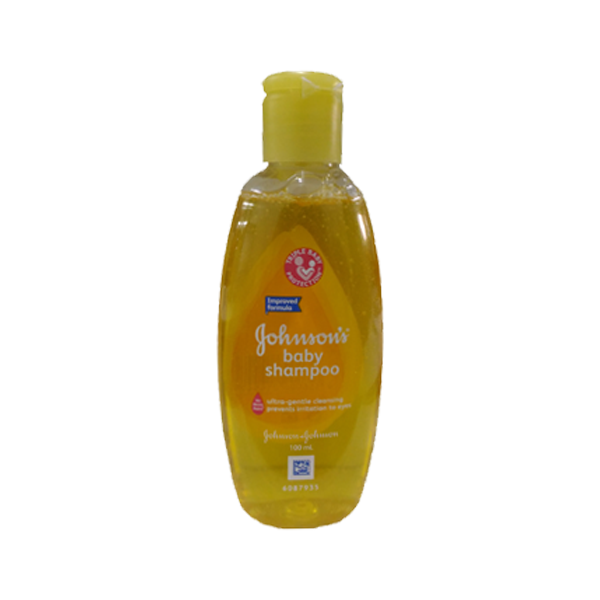JOHNSONS BABY SHAMPOO GOLD 100ML