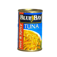 BLUE BAY TUNA HOT & SPICY 155G