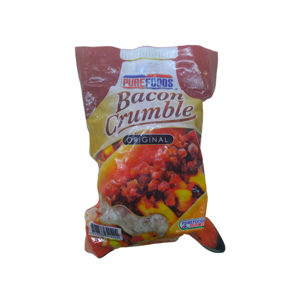 PUREFOODS BACON CRUMBLE 250G