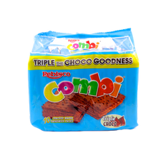 COMBI TRIPLE CHOCOLATE 10S