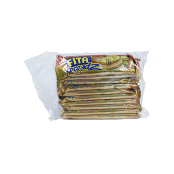FITA SPREADZ CHEESE 25GX10S