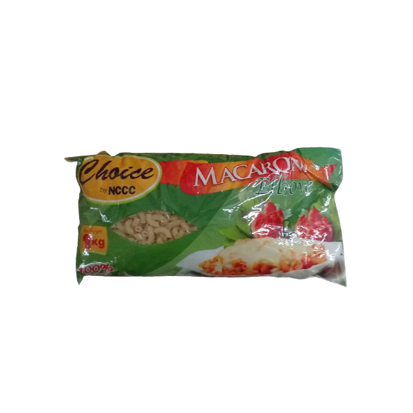 CS CHOICE ELBOW MACARONI 1KG