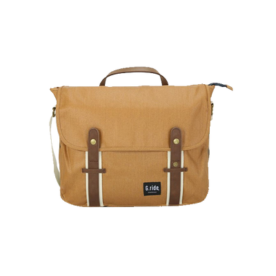 G.RIDE CAMEL BETTY SHOULDER BAG