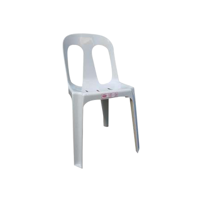 COFTA RUBY CHAIR GRANITE WHITE