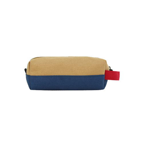 G.RIDE POUCH YELLOW BLUE AND RED DORIAN