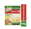 KNORR CHINESE SOUP CRAB & CORN 60G