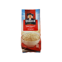 QUAKER INSTANT OATMEAL JUST ADD WATER 200G