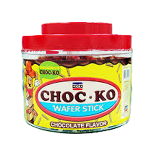 CHOC-KO WAFER STICK CHOCOLATE FLAVOR 600G/370G
