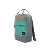 G.RIDE GREY DIANE BACKPACK WITH JUNGLE PATTERN
