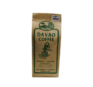 DAVAO COFFEE ARABICA-EXCELSA 500G