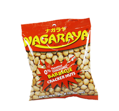 NAGARAYA BARBEQUE CRACKER NUTS 80G