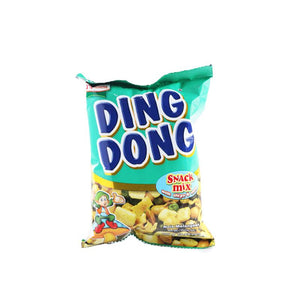 DINGDONG BP SNACK MIX W/ CHIPS & CURLS 100G