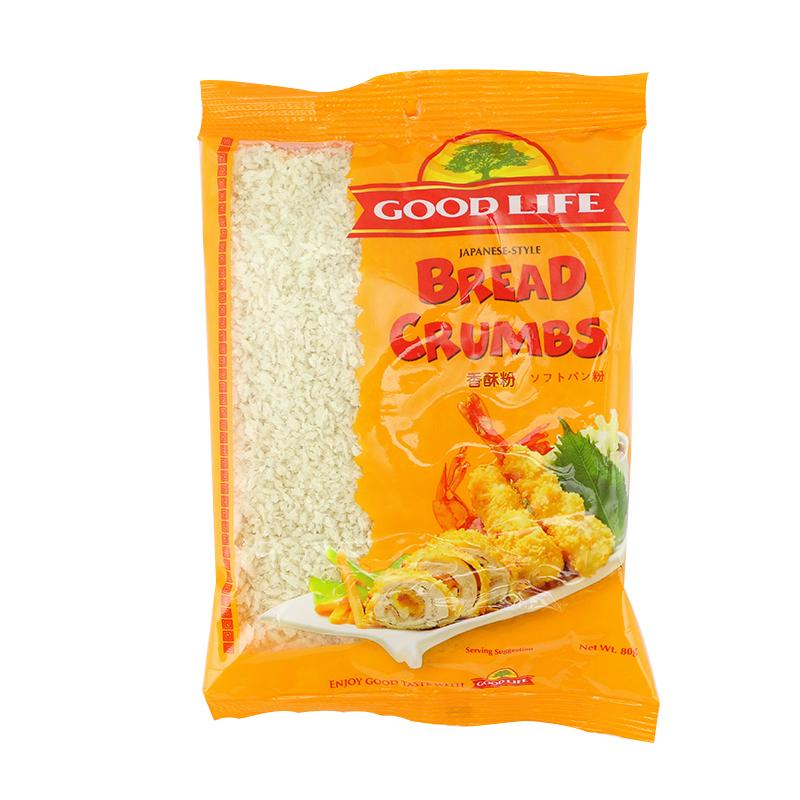 GOODLIFE BREAD CRUMBS 80G