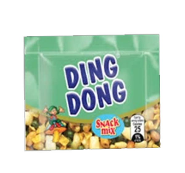 DINGDONG MIX NUTS CHIP CURLS 7G/9GX20S
