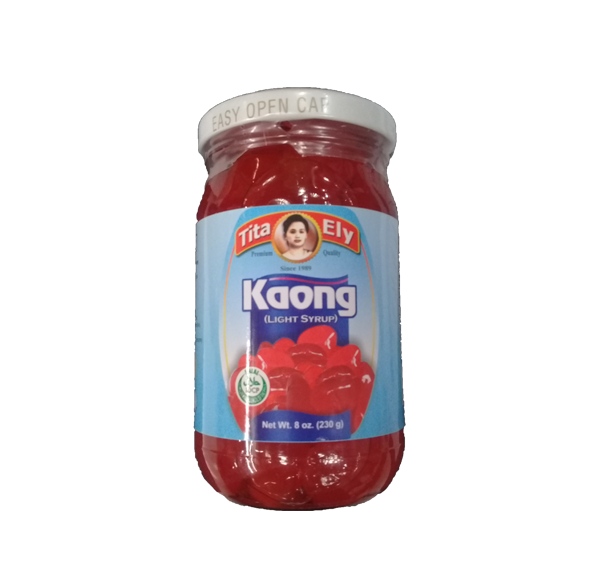 TITA ELY SWEET KAONG RED 8OZ/227G
