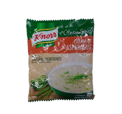 KNORR CREAM OF ASPARAGUS SOUP 70G