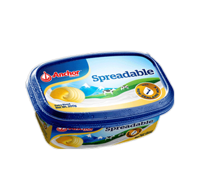 ANCHOR SPREADABLE BUTTER 200G