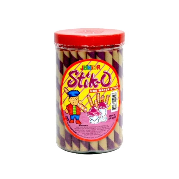 STICK-O UBE WAFER JUNIOR 380G
