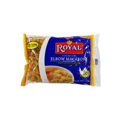 ROYAL PASTA ELBOW MACARONI 200G