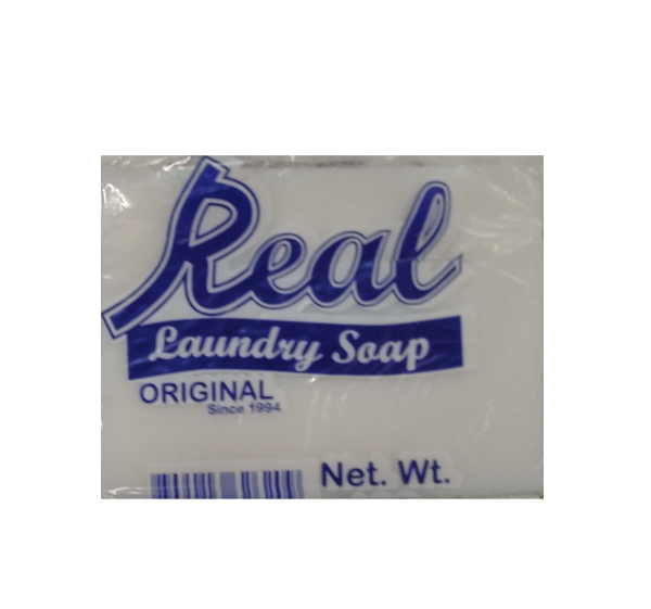 REAL LAUNDRY SOAP WHITE 100G