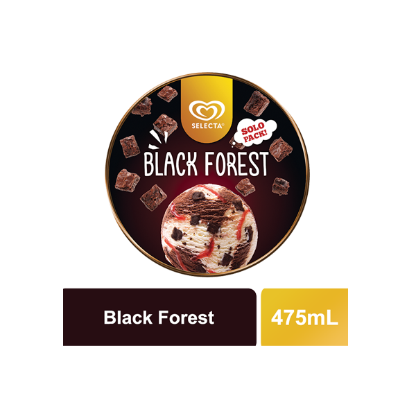 SELECTA BLACK FOREST 475ML