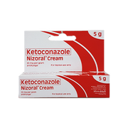 NIZORAL 20MG CREAM 5G